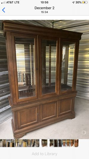 China cabinet for Sale in Ruston, WA