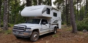2007 host camper and 1999 ram pick up for Sale in Troutdale, OR