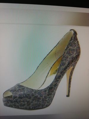 Michael Kors York Platform open toe shoes size 7.5 for Sale in Olney, MD