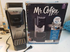 Mr. Coffee BVMC SC100 2 Single Serve Keurig Coffee Maker for Sale in South Euclid, OH