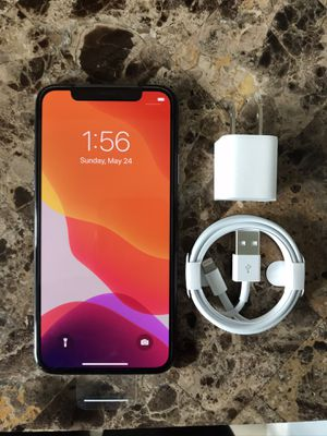 iPhone X Factory Unlocked 256GB Space Gray New Still In Seal Working Perfectly fine for Sale in Pompano Beach, FL