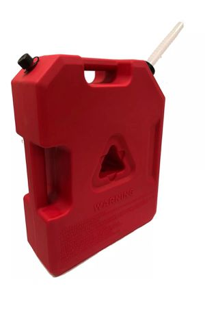 3 Gallon Plastic Jerry Can Spare Fuel Gasoline Water Container Tank Off Road for Sale in Rowland Heights, CA
