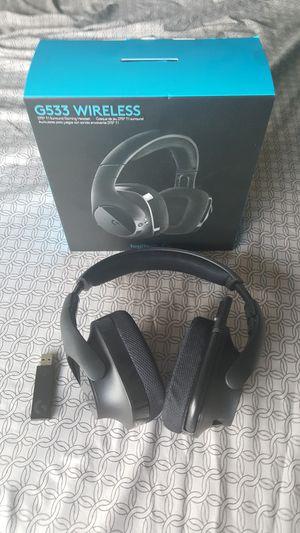 Logitech G533 Wireless Headset for Sale in Ashburn, VA