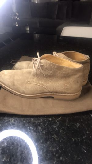 Men's Gucci boots for Sale in Plano, TX