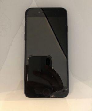 iPhone 7s matte black for Sale in Phoenix, AZ