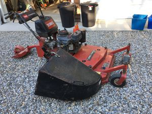 Toro FH430V Ride On Mower 36 Inch 15 HP for Sale in Wall Township, NJ