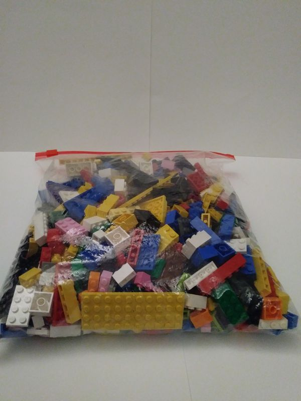 Huge Lot of Lego Bricks
