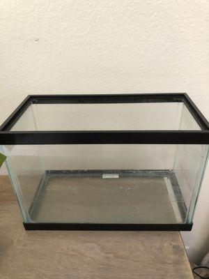 Glass Fish Tank Great For betta fish for Sale in Costa Mesa, CA