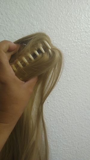 Pony tail synthetic $10 buy two get one free for Sale in South El Monte, CA