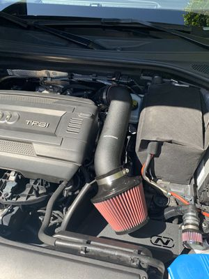 Air intake Audi A3 1.8t or 2.0 t neuspeed kit for Sale in Altadena, CA