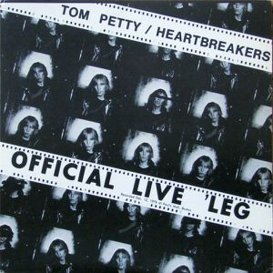 Tom Petty Official Live 'Leg vinyl from 1977 for Sale in San Diego, CA