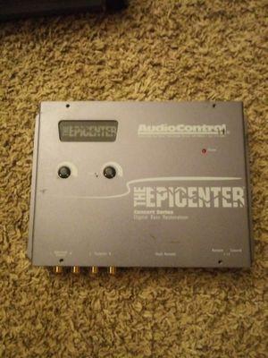 Audio control epiccenter for Sale in Perris, CA