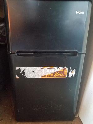 Haier mini fridge for Sale in Millwood, WV