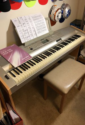 Yamaha Portable Grand DGX-500 for Sale in MIDDLE CITY EAST, PA