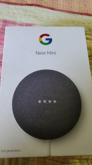 Google nest mini for Sale in Hendersonville, TN