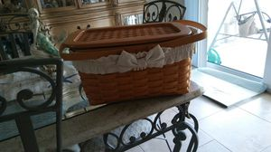 Longaberger Basket for Sale in North Port, FL