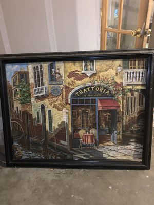 """54"""" x 42 painting for Sale in Fresno, CA"""
