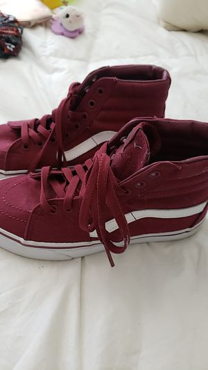 Burgundy vans for Sale in ROWLAND HGHTS, CA