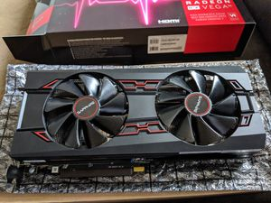 AMD Vega 56 (Shappire) for Sale in San Marcos, CA