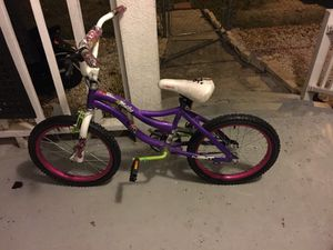 Kids bike perfect condition for Sale in Tampa, FL