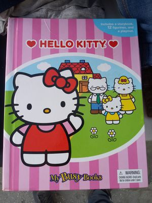 Hello kitty book for Sale in San Diego, CA