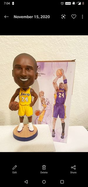 Lakers Kobe Bryant Bobblehead Christmas gifts for Sale in Anaheim, CA
