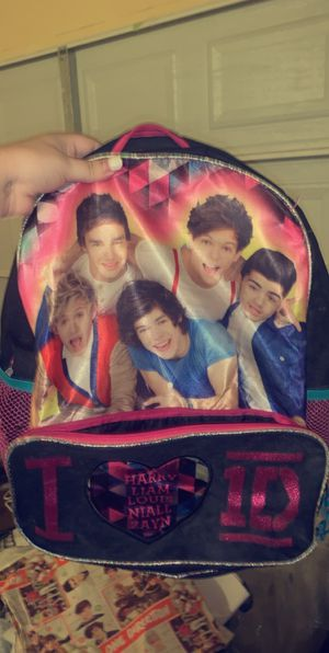 One direction book bag for Sale in Brandon, MS