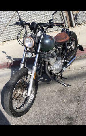 Motorcycle Honda Rebel Bobber 1985 for Sale in Los Angeles, CA