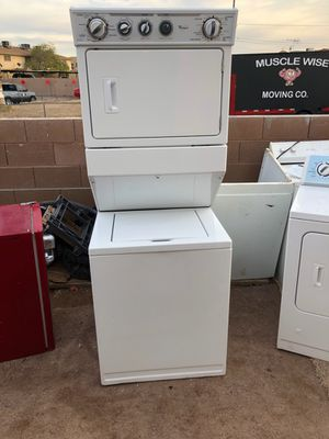 Whirlpool gas stackable for Sale in North Las Vegas, NV