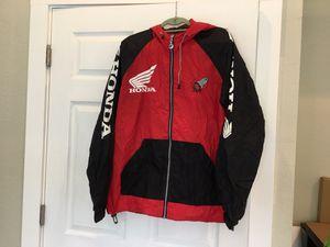 Team Honda Motorcycle windbreaker Motocross for Sale in Portland, OR