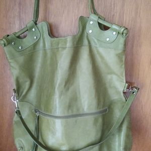 Large Leather Hobo Bag Which Can Be Worn On Your Shoulder Or Carried for Sale in Everett, WA