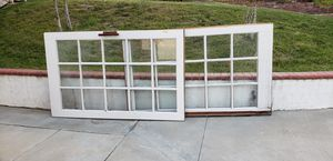 Large wooden sliding doors for Sale in Corona, CA