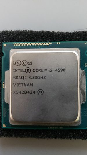 I5 cpu for Sale in Maxwell, IA