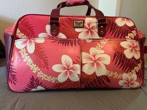 ROXY HAWAIIN ROLLING DUFFEL BAG for Sale in Hillsboro, OR