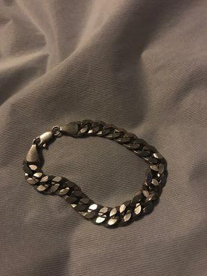 Silver chain for Sale in Arlington, TX
