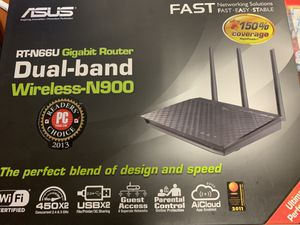 Asus RT-N66U Router w/ Flashed Tomato OS for Sale in Miami, FL