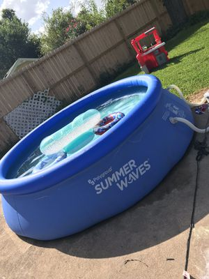 Polygroup Summer waves for Sale in Houston, TX