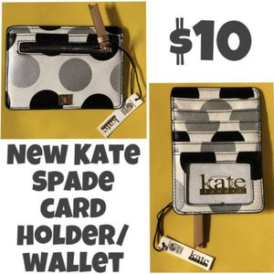 🆕 New Kate Spade ID /card holder/small wallet for Sale in Ballwin, MO