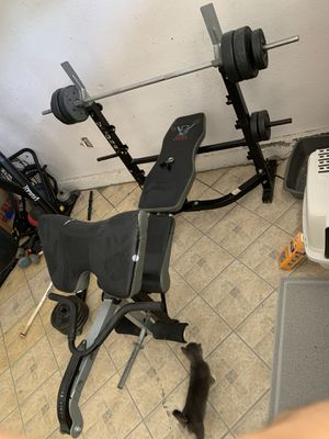 Weight bench for Sale in Diamond Bar, CA