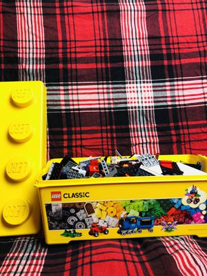 LEGO Box Full of LEGO Pieces for Sale in Santa Ana, CA