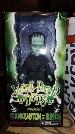 Living Dead Doll Frankenstein for Sale in Romeoville, IL