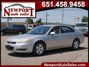2008 Chevrolet Impala for Sale in Newport, MN