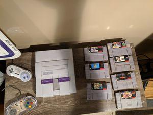Super Nintendo (SNES) Bundle for Sale in Medina, OH