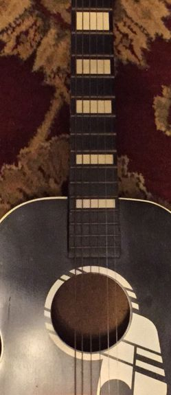1950s Vintage Kay Note Parlor Guitar for Sale in Marietta,  GA