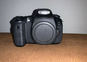 Canon EOS 60D 18.0MP Digital SLR Camera - (Kit w/lens) light use. Perfect Work. C a ondition is Used. include everything shown in the photos for Sale in Davie, FL