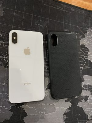 IPhone X 64GB Unlocked -Fully Wokring -No issues!!! for Sale in Lombard, IL