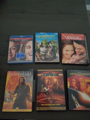 DVD MOVIE CLASSICS for Sale in Thonotosassa, FL