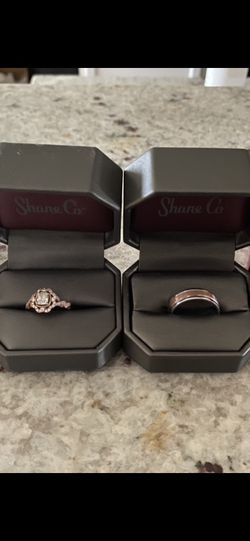 Women's Engagement Ring And Men's Wedding Band!! for Sale in Woodstock,  GA