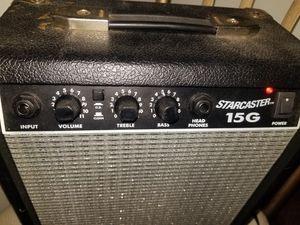 Starcaster 15G amp amplifier for Sale in Falls Church, VA