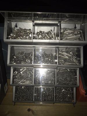 Stainless steel hardware for Sale in Merritt Island, FL